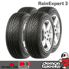 4 x Uniroyal RainExpert 3 Performance Road Tyres - 155 80 13 79T