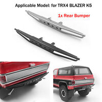 For Traxxas TRX-4 BLAZER K5 RC Car Modification Part 1*Rear Bumper Protect Guard