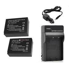 NP-W126S Batería/Cargador para Fuji X-Pro2 X-T10 X-T20 X-A10 X-A7 X100F X-H1 T2