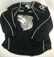 Sudbury Wolves Reebok Alternate Jersey Size 56 XXL 2XL Hockey OHL NHL 2010-2019