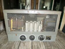 New listing very rare philips type 2880/01 tube amplifier from 1936 . klangfilm .