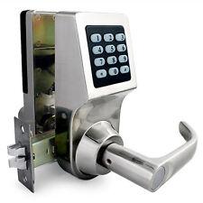 Remote Keypad 6 Digital Code Control Keyness Smart Door Electric Lock RFID Card