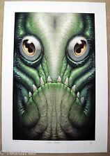 CREATURE FROM THE BLACK LAGOON Gillman ART PRINT Ltd Edition NEIL WINN Lovecraft