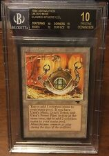Urza's Mine (1) - BGS 10 - PRISTINE - BLACK LABEL - Antiquities - MTG - Legacy