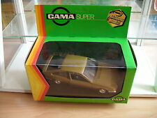 Gama Super Opel Monza in Gold on 1:25 in Box