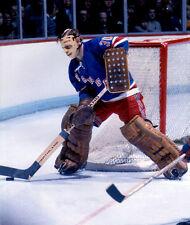 Gilles Villemure New York Rangers 8x10 Photo