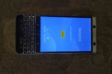 New listing BlackBerry KeyOne - 32Gb - Silver (Unlocked) Excellent Condition