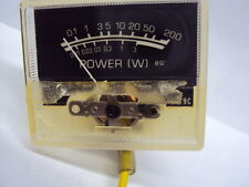 Kenwood KR 9600 Power/wattage Meter Tested and Functional Parting out KR 9600