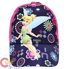 Disney Tinkebell Fairies Baseball Cap Kids Hat - Pink  Flora Fairy
