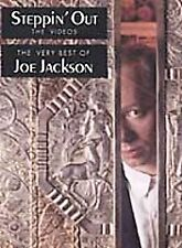 Joe Jackson - Steppin Out: The Videos (DVD, 2001)