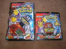 New  Pokemon Trainer's Choice V Trainers Norman w Pikachu Winona Pichu Dragonite