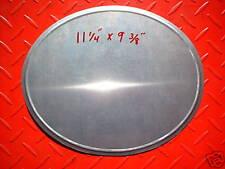 Penton MX Number Plates Motocross alloy AHRMA  Vintage classic aluminum plate