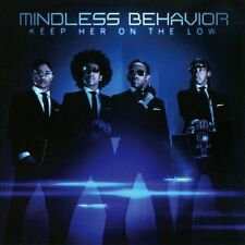 FREE US SHIP. on ANY 3+ CDs! ~Used,Very Good CD Mindless Behavior: Keep Her On T