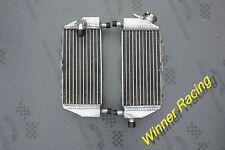For Kawasaki KX125 1999-2005;KX250 2004 Braced Aluminum Radiator Left + Right