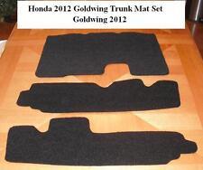 Honda 1800 Gold Wing 2012 Trunk & Saddlebag Mat Set