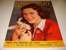 PHOTOPLAY MAGAZINE MAY 1940 DEANNA DURBIN (481)