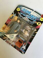 PLAYMATES Star Trek Next Generation DATA as ROMULAN Figure MOC NEW Picard