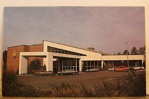 South Carolina SC Columbia Quality Inn Northeast Postcard Old Vintage Card View