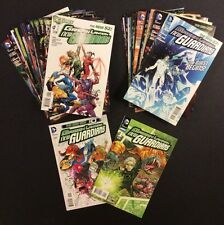 GREEN LANTERN NEW GUARDIANS #1 - 40 + Comic Books COMPLETE DC New 52 Kyle Rayner