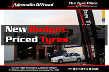 245 30 R20 Budget Priced Tyres - Inc Fitting