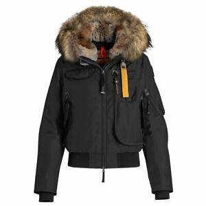 Parajumpers Women's Size XS Gobi Jacket, Black