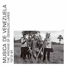 THE ARCHIVE OF OSWALDO LARES - MUSICA DE VENEZUELA 1972-1981   CD NEW+