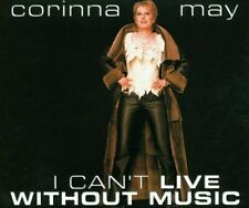 Corinna May I can't live without music-Eurovision 2002 [Maxi-CD]