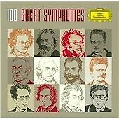 100 Great Symphonies (DG box set), Various Artists, Audio CD, New, FREE & Fast D