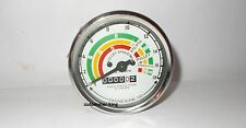 Fordson Major Tachometer 80mm Clockwise Early Type