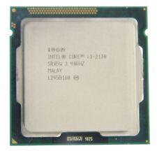 Intel Core i3-2130 SR05W | DUAL CORE 3.40GHz LGA1155 PROCESSORE CPU Cache 3MB