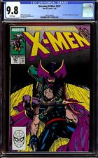 Uncanny X-Men #257...CGC 9.8 NM/M...First Jubilee in costume...Jim Lee Cover!