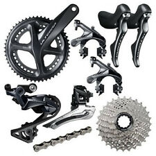 2018 Shimano Ultegra Group R8000 11s 8pc Groupset Kit 50/34 52/36