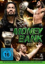 DVD *  WWE - MONEY IN THE BANK 2016  # NEU OVP &