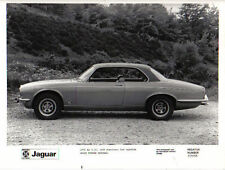 Jaguar XJ 5.3C 1975 original black & white Press Photograph No. 255068