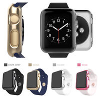 Slim Cover TPU Case For Apple Watch Series 3 2 iWatch Sport Protector Soft