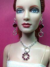 "T361 Tonner Tyler Ellowyne Avant Guard 16"" Doll Jewelry"