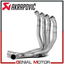Stainless Steel Optional Header Akrapovic KAWASAKI Exhaust ZX 14 R 2012 > 2019