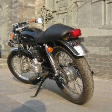 Motorcycle Flat & Hump Saddle Cafe Racer Vintage Seat Cushion For Honda CG125