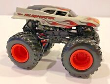 Monster Jam Hot Wheels - Eliminator 1:64 Metal Base - RARE! Gently Used
