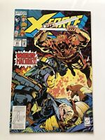 X-Force #21 (1991 series) Cable War Machine Deadpool Vintage Marvel High Grade