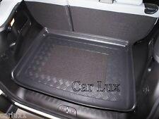 tapis Couverture Protecteur coffre FIAT 500L 5 carrés 2013- tapis bac de coffre