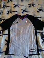 Nike NBA Official Authentic Referee Jersey  62971-100 Size Large