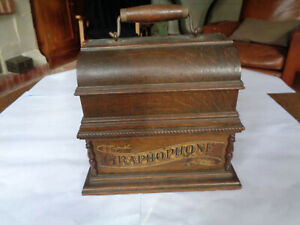 GRAMOPHONE ET 10 CYLINDRES