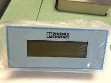 NEW PHOENIX CONTACT IBS IP DL 2 INTERBUS DATALINER TEXT PANEL,2731377, 24VDC BP
