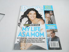 AUG 28  2006 PEOPLE magazine (NO LABEL) UNREAD - BRITNEY SPEARS