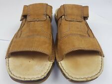 CLARKS Suede Leather Leisure / Beach Shoes / Sandals UK 9G / EU 43 - Pre-worn