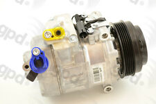 Global Parts Distributors 6512226 New Compressor And Clutch
