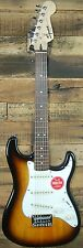 "Squier by Fender Stratocaster 24"" Short Scale Hardtail Electric Guitar- TSB NEW"