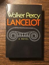 Lancelot Walker Percy First Edition 1st Printing 1977 Rare DJHC excellent cond