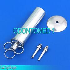 Metal EAR Syringe 2 oz Surgical Veterinary instruments
